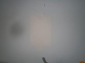長久手市 小型電気温水器取替工事 撤去後