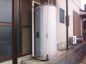 刈谷市 電気温水器取替工事 施工前
