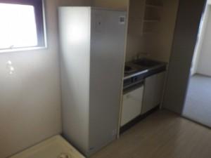 名古屋市中川区 電気温水器取替工事 撤去後