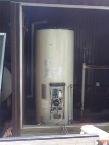 瑞浪市 電気温水器取替え工事 施工前
